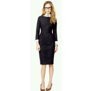 J. Crew Clea Sheath Pencil Dress Womens Size 6